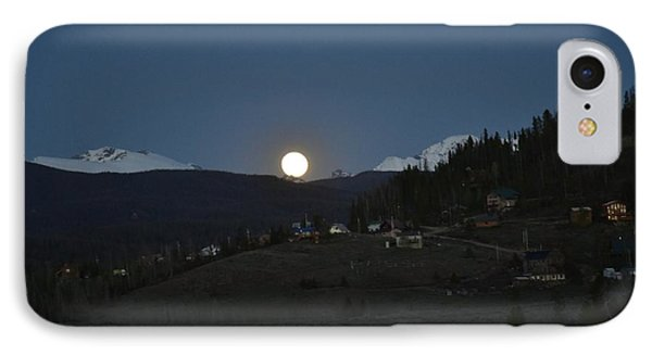 In Or Little Town IPhone Case