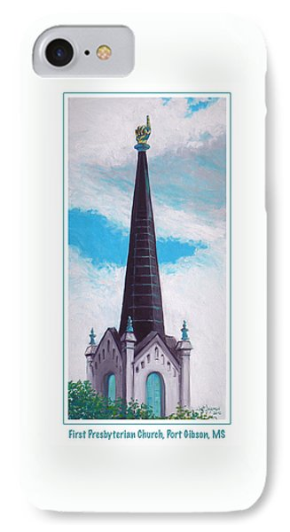 In Port Gibson Ms IPhone Case by Jeanette Jarmon