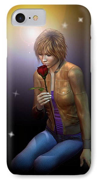 In Remembrance IPhone Case by Shadowlea Is