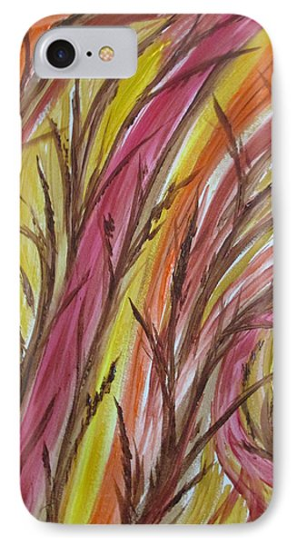 In Rushes Fall IPhone Case