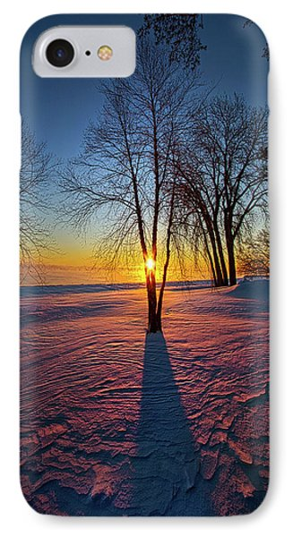 IPhone Case featuring the photograph In That Still Place by Phil Koch