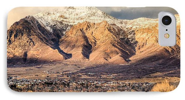 In The Arms Of Ben Lomond IPhone Case