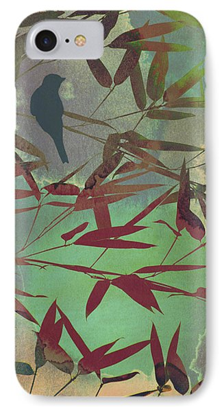 In The Bamboo Forest IPhone Case by AugenWerk Susann Serfezi