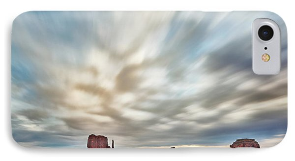 IPhone Case featuring the photograph In The Clouds by Jon Glaser