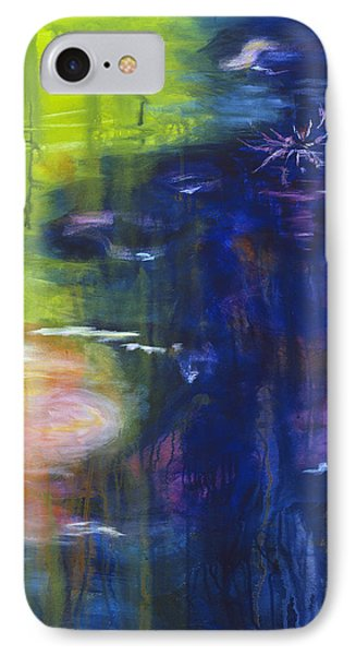 In The Flow IPhone Case by Tara Moorman