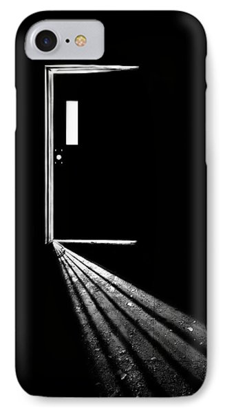 In The Light Of Darkness IPhone Case by Evelina Kremsdorf