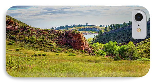 In The Meadow IPhone Case by Jon Burch Photography