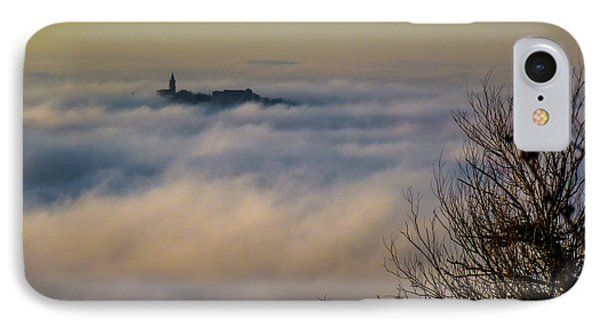 In The Mist 1 IPhone Case by Jean Bernard Roussilhe