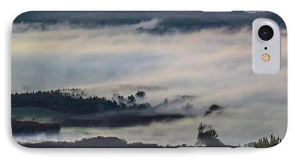 In The Mist 2 IPhone Case by Jean Bernard Roussilhe