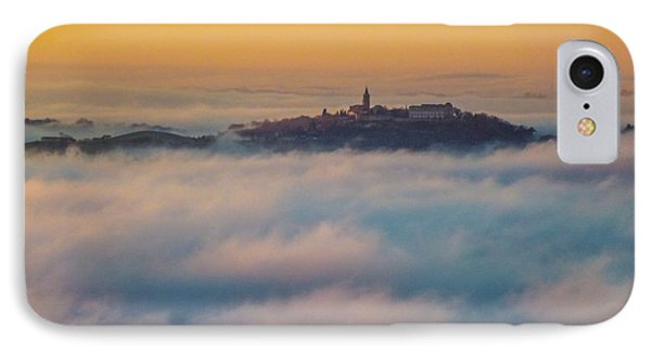 In The Mist 3 IPhone Case by Jean Bernard Roussilhe