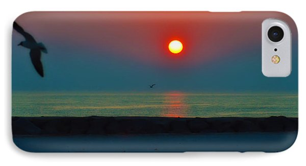 In The Morning Sun Phone Case by Bill Cannon
