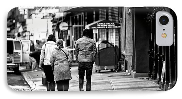 In The Neighborhood IPhone Case by John Rizzuto