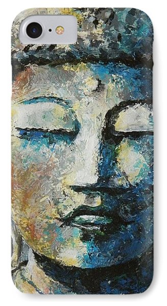 In The Present IPhone Case by John Henne