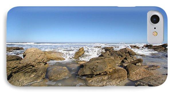 In The Rocks IPhone Case by Robert Och