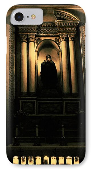 In The Sanctuary Phone Case by Glenn McCarthy Art and Photography