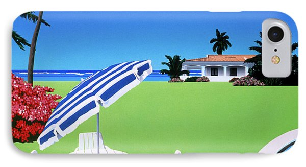 In The Shade IPhone Case by David Holmes