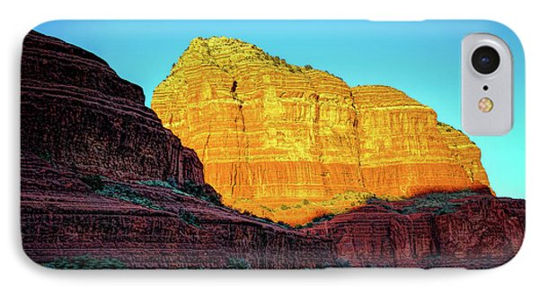 In The Shadow Of The Bell Phone Case by Jon Burch Photography