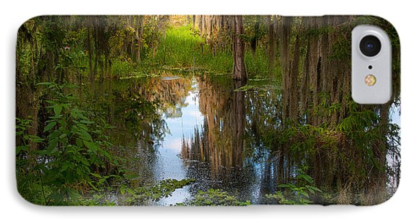 In The Swamp IPhone Case