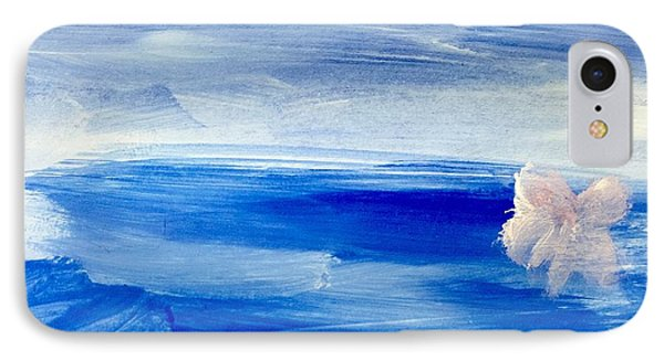 IPhone Case featuring the painting In This Sea Of Life by Trilby Cole