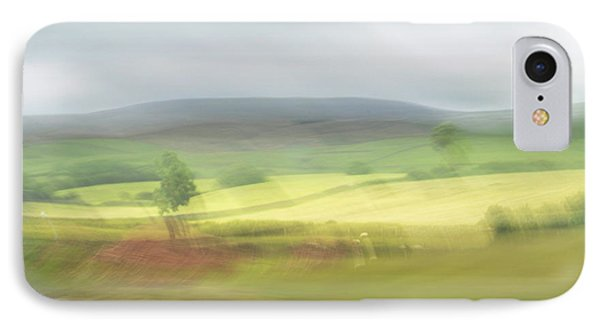 IPhone Case featuring the photograph In Yorkshire 1 by Dubi Roman