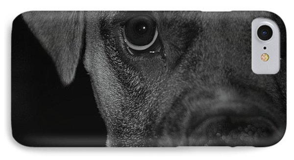 In Your Face Phone Case by DigiArt Diaries by Vicky B Fuller