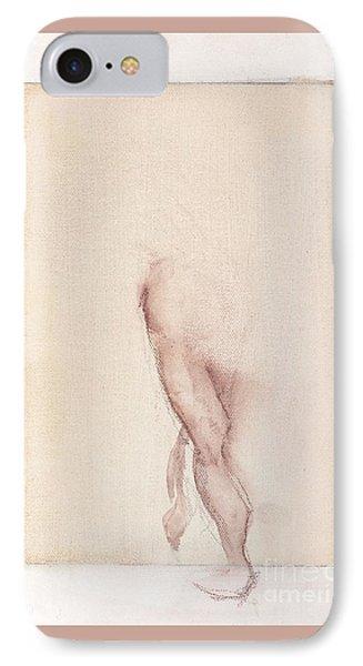 Incognito - Female Nude IPhone Case