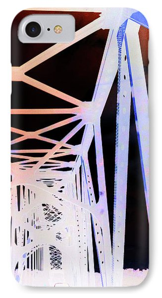 IPhone Case featuring the photograph Indefinite Sight In by Jamie Lynn