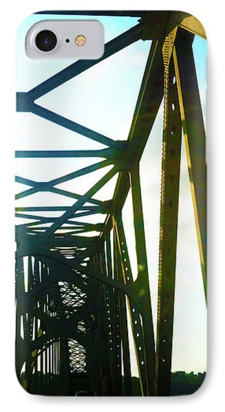 IPhone Case featuring the photograph Indefinite Sight by Jamie Lynn