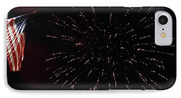 Independence Day IPhone Case by Gina Sullivan