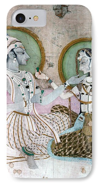 India: Couple Phone Case by Granger
