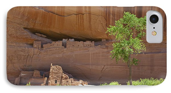 Indian Cliff Dwellings Phone Case by Thom Gourley/Flatbread Images, LLC