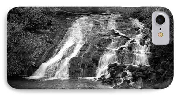 Indian Falls At Deep Creek Phone Case by Kathy Schumann
