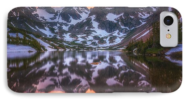 Indian Peaks Reflection IPhone 7 Case