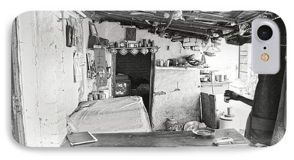 Indian Rural Home IPhone Case by Sumit Mehndiratta