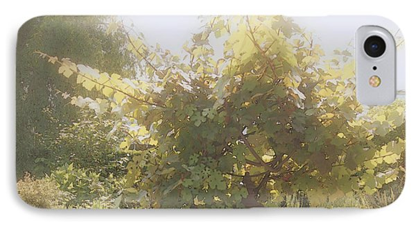 IPhone Case featuring the photograph Indian Summer Garden  by Margie Avellino