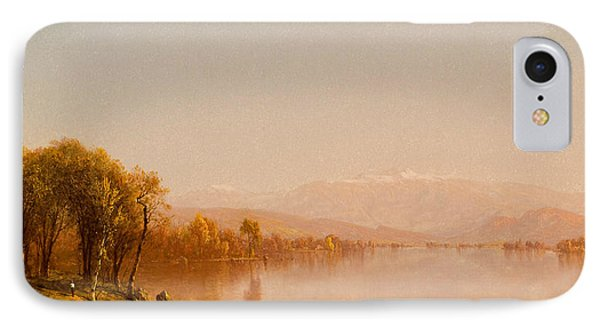 Indian Summer In The White Mountains IPhone Case
