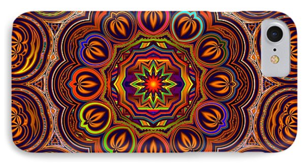 Indian Summer IPhone Case by Robert Orinski