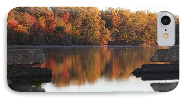IPhone Case featuring the photograph Indian Summer by Vadim Levin