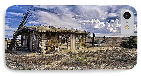 IPhone Case featuring the photograph Indian Trading Post Montrose Colorado by James Steele