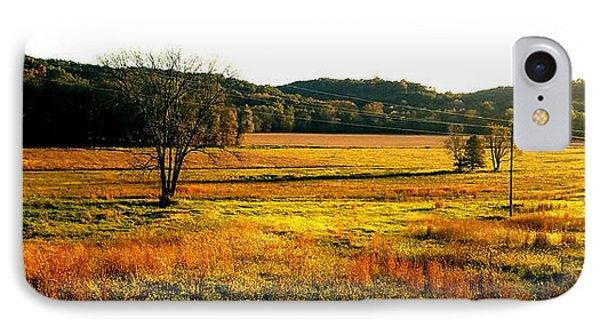 Indiana Farmland  IPhone Case