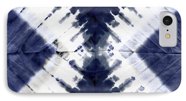 Indigo II IPhone Case by Mindy Sommers