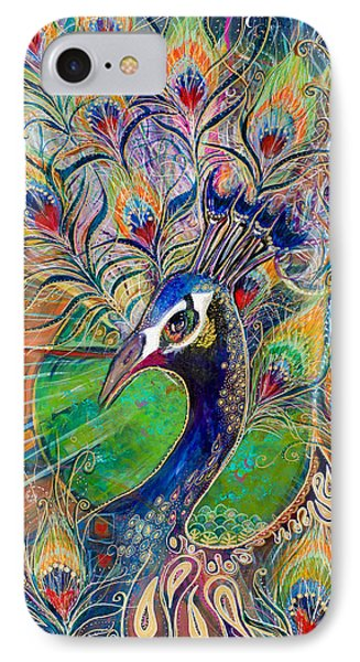 Confidence And Beauty- Individuality IPhone Case by Leela Payne