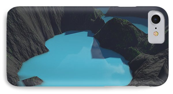 Indonesian Crater Lakes Phone Case by Gaspar Avila
