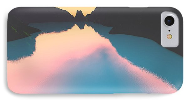 Indonesian Crater Lakes II Phone Case by Gaspar Avila