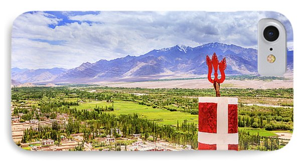 IPhone Case featuring the photograph Indus Valley by Alexey Stiop