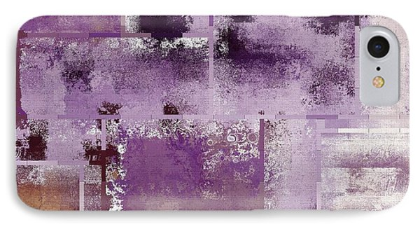 Industrial Abstract - 18t IPhone Case