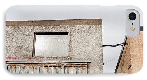 Industrial Buildings  IPhone Case