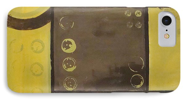 Industrial Circles No.2 IPhone Case by Steven R Plout
