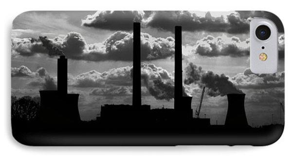 Industrial Night IPhone Case