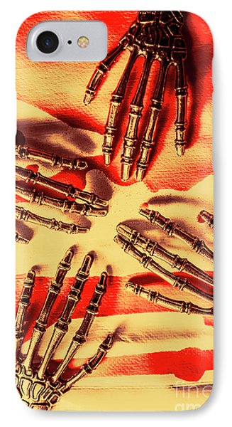 Industrial Death Machines IPhone Case by Jorgo Photography - Wall Art Gallery